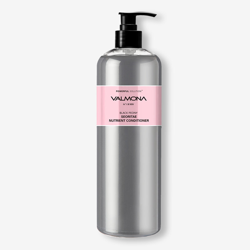 밸르모나 서리태 컨디셔너  VALMONA BLACK PEONY SEORITAE CONDITIONER